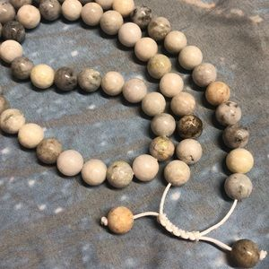 NWOT ✨ Green Earth Jasper Prayer Beads ✨